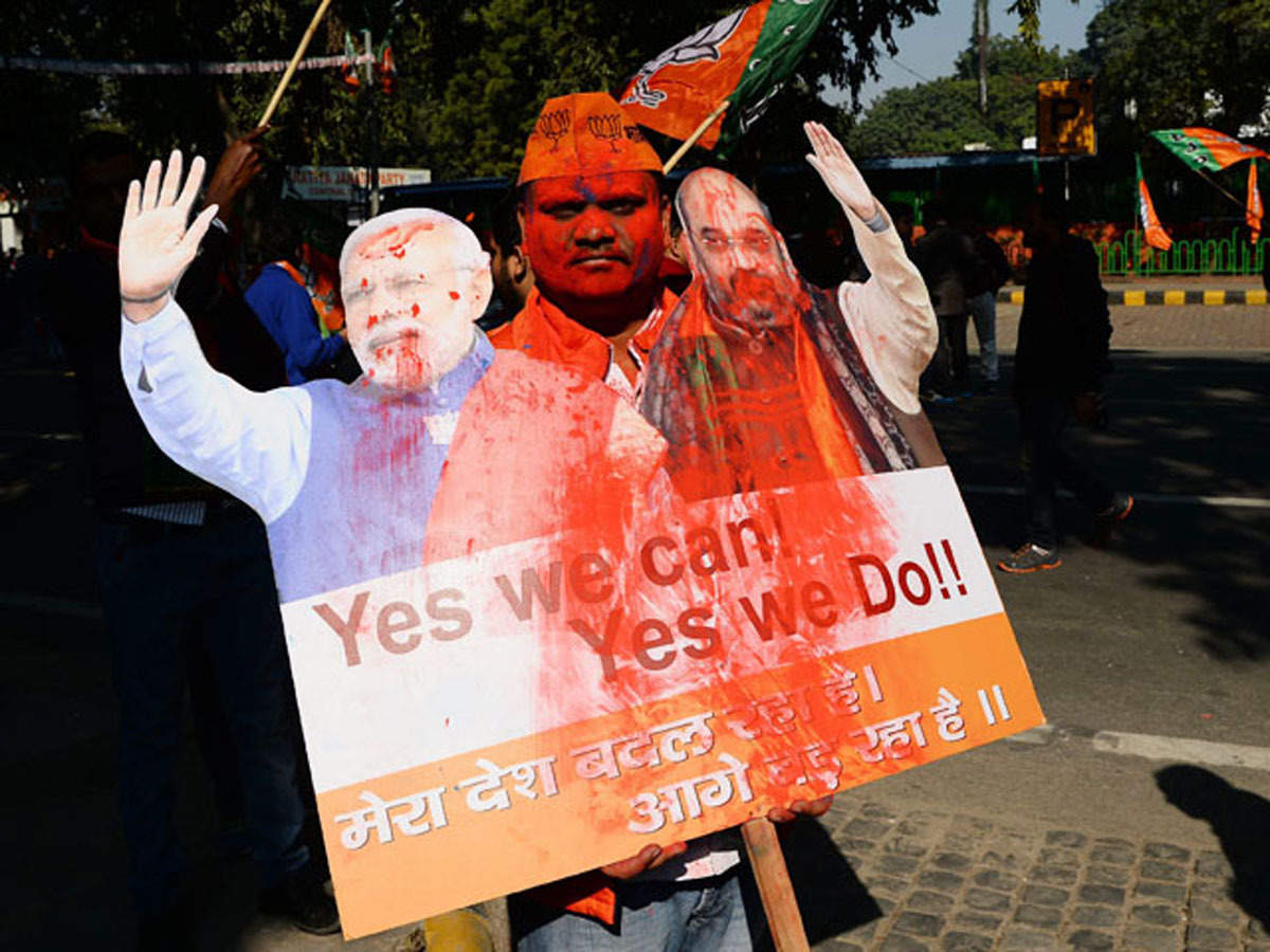 Exit Poll results highlights: Most polls predict majority to BJP-led NDA