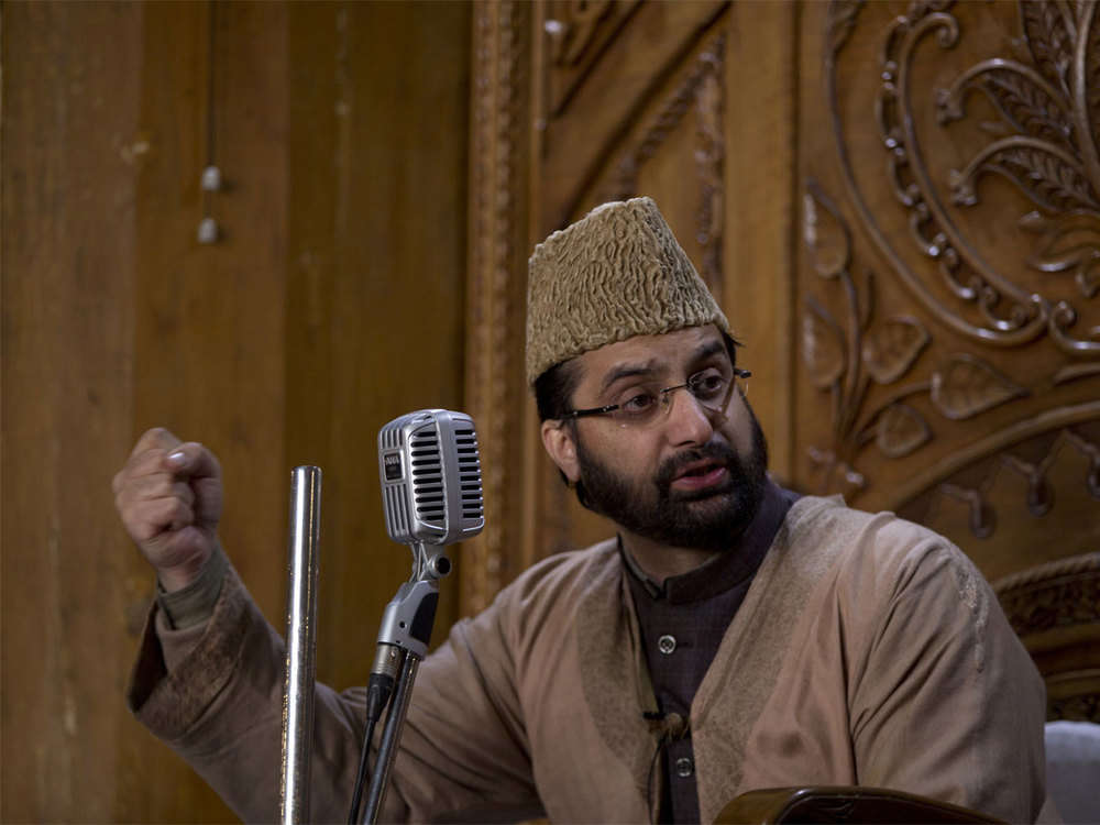 Next government must address Kashmir issue: Mirwaiz