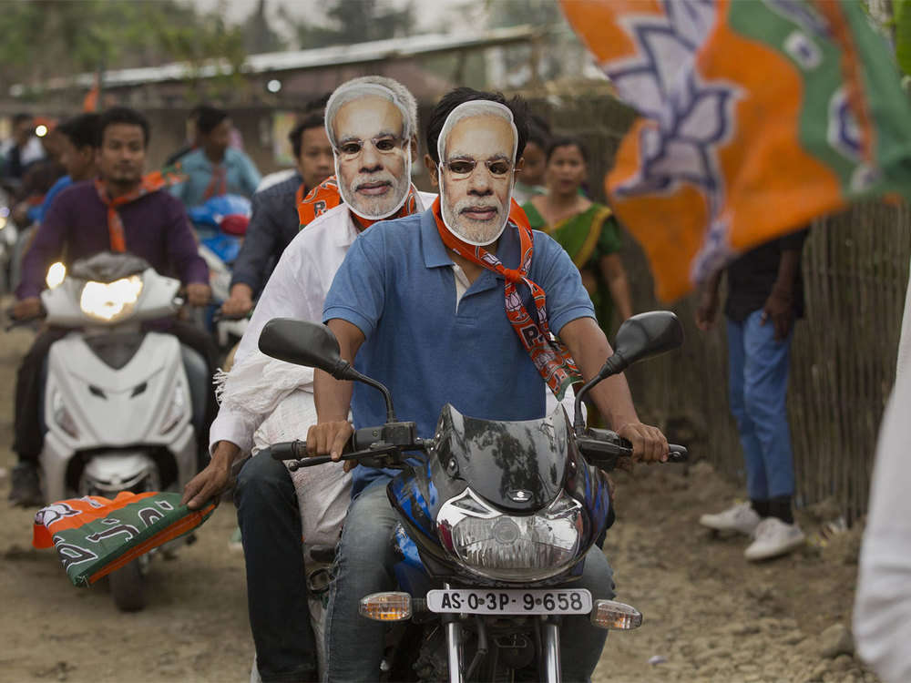 View: A second Modi term needs to be bolder than the first