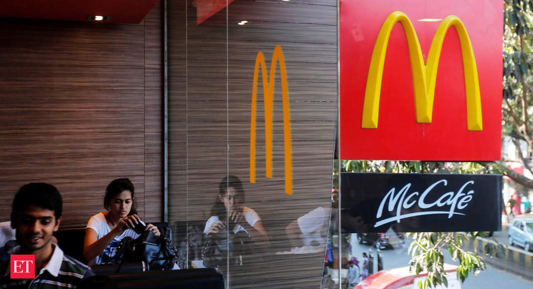 McDonald's drops several items from menu in reopened stores - Economic Times