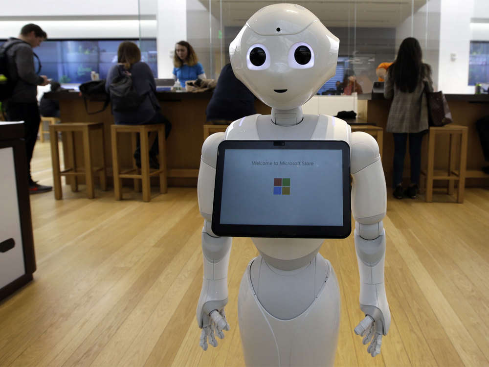 Come June, a robot may help you with shopping at supermarkets