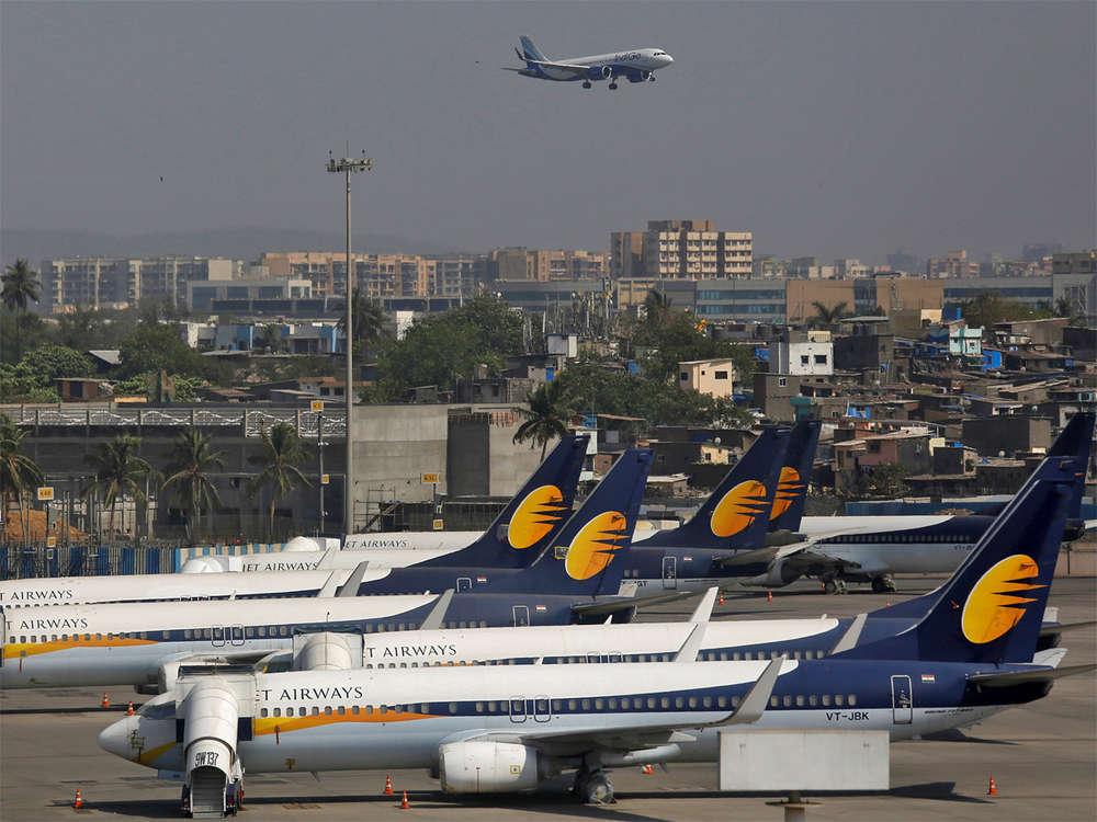 Jet Airways staff knock on Aviation Ministry's doors