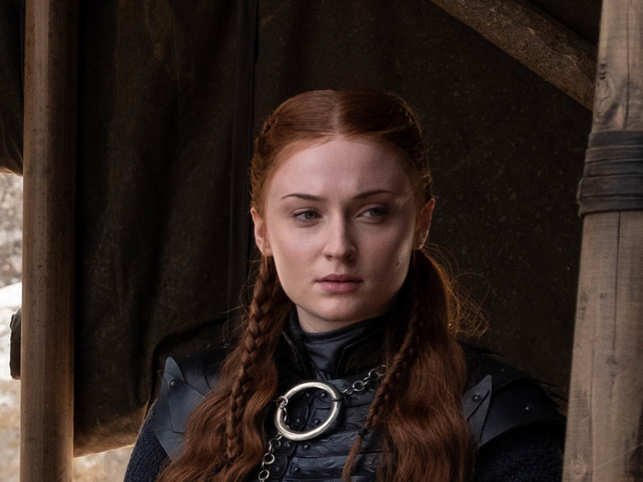 Sophie Turner, a​nd many others like Emilia Clarke, John Bradley-West, Jacob Anderson, Pedro Pascal, took to Instagram to pay tribute to the show​.