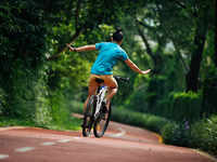 Take up walking & cycling; physical activities can reduce risk of death from liver cirrhosis