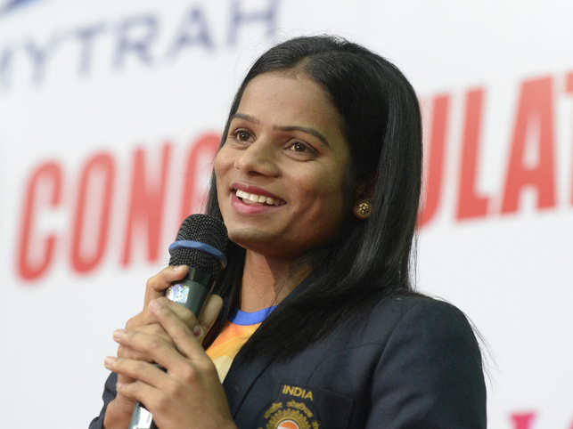 Dutee Chand said she was emboldened by the Supreme Court verdict on Section 377 last year. 