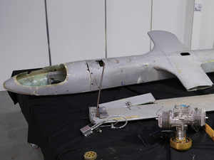 Bomb-carrying drone from Yemen rebels targets Saudi airport