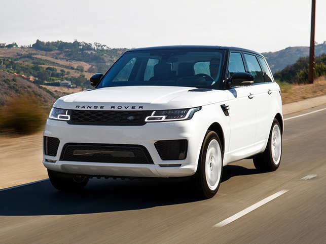 JLR unveils petrol-variant of Range Rover Sport at Rs 86.71 lakh