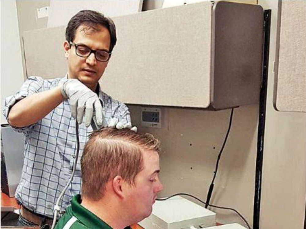 Indian scientist to help US troops direct robots with mind