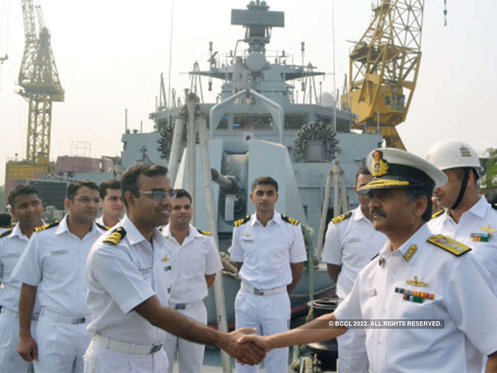 As India focuses on defence exports, GRSE looks to engage customers