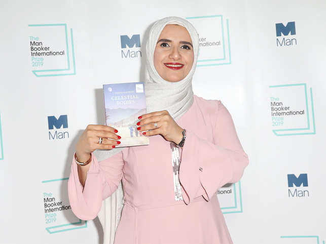 Jokha Alharthi becomes first Arabic author to win Man Booker International Prize