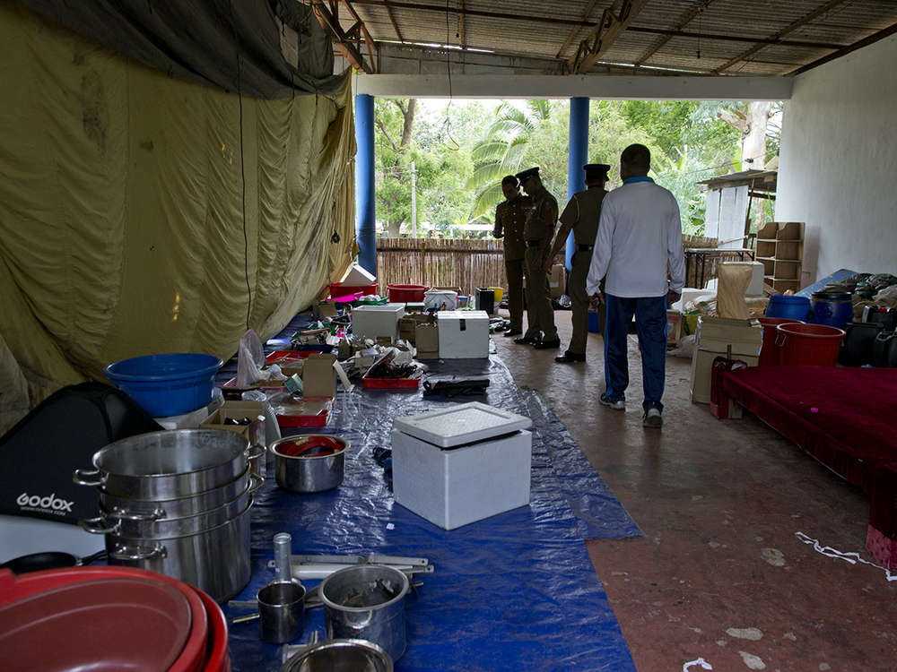'Mother of Satan' bombs show foreign hand in Sri Lanka bombings: Investigators