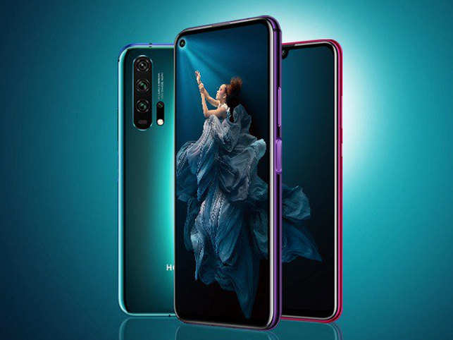 Honor 20, 20 Pro, 20 Lite to launch in India on June 11