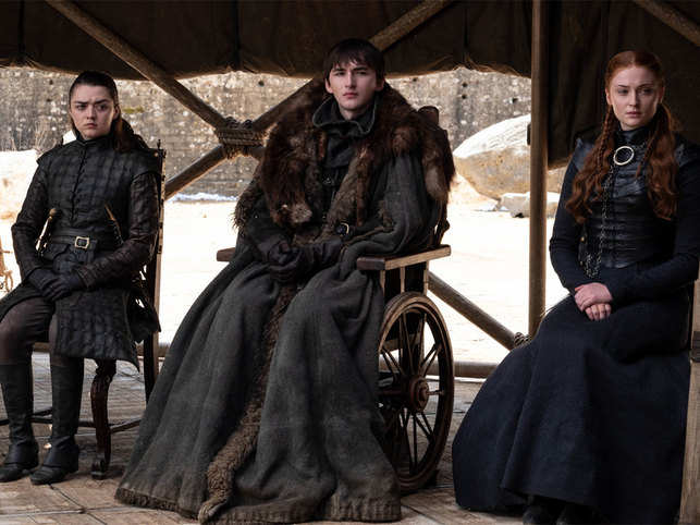 Hoping for a sequel or spinoff of 'Game of Thrones'? HBO president rules out possibility