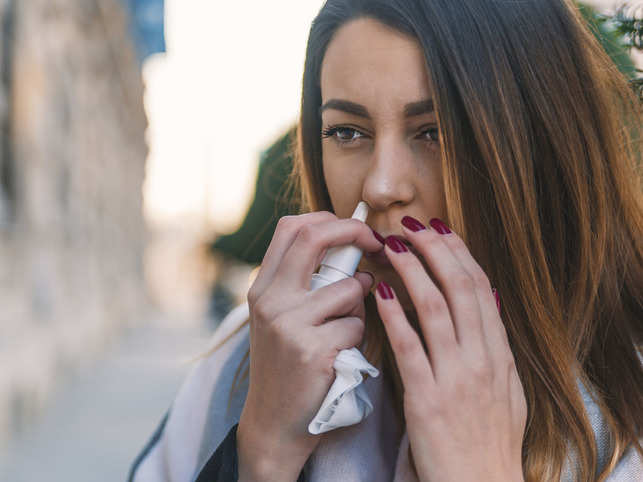 nasal spray_GettyImages