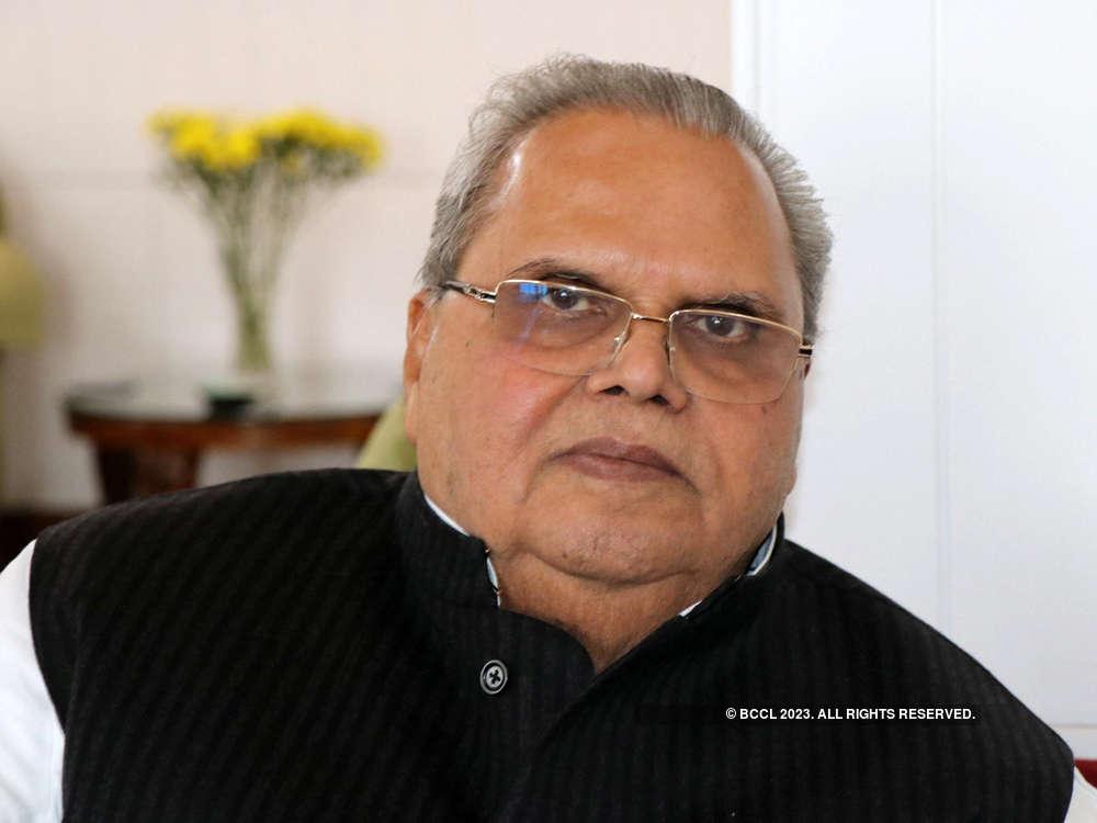 President's rule must end at the earliest: J&K Governor Satya Pal Malik