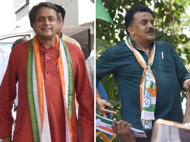 Lok Sabha results: Tharoor, Sanjay Nirupam seek divine intervention