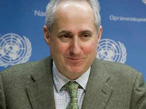 UN-spokesperson