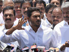 YS Jagan Mohan Reddy seeks central probe into attempt to