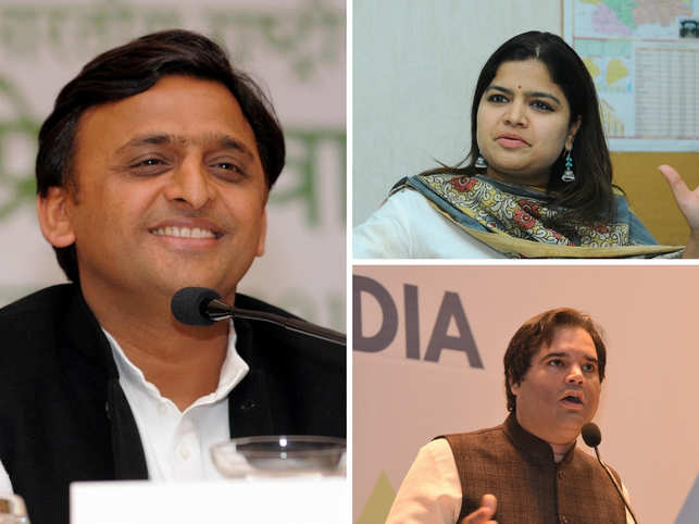 The 2019 Lok Sabha elections were high on drama, glamour and surprises. From celebrity debuts to unforeseen victories, the six-week-long democratic exercise and its consequent assessment had its share of headlines and newsmakers. While some political dynasties retained their position, many others experienced loss at the hands of newbies.One of the most shocking verdicts of the elections was BJP leader Smriti Irani's victory in Amethi against Congress president Rahul Gandhi. However, he still made it to the Lok Sabha by winning in Wayanad.Here's a round-up of all the political scions who brought home glory in these elections.