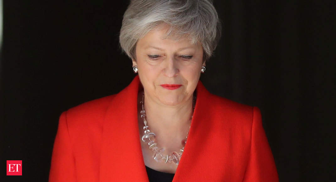Theresa May: A prime minister defined and defeated by Brexit