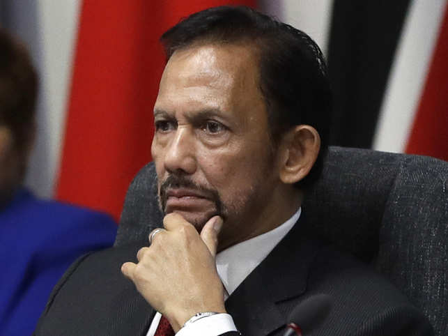 Brunei Sultan returns Oxford honorary degree after backlash over anti-LGBT laws