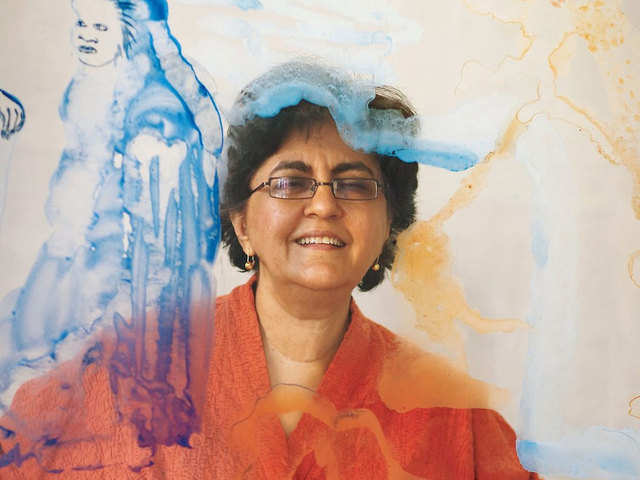 Contemporary artist Nalini Malani becomes first Indian to win $78K Joan Miro Prize