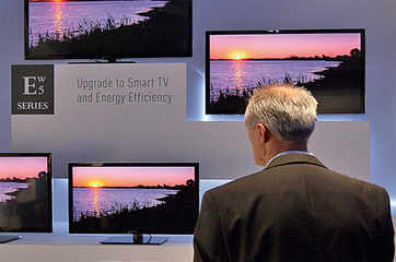 Chinese invaders force big TV brands to tweak pricing call