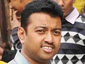 Mukul Roy son