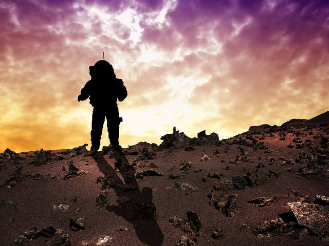 A Martian — even if only in name