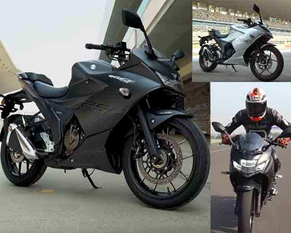 First ride review: 2019 Suzuki Gixxer SF 250, Gixxer SF