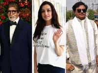 Big B, Shatrughan Sinha, Shraddha Kapoor tweet prayers, offer condolences to kin of Surat fire victims