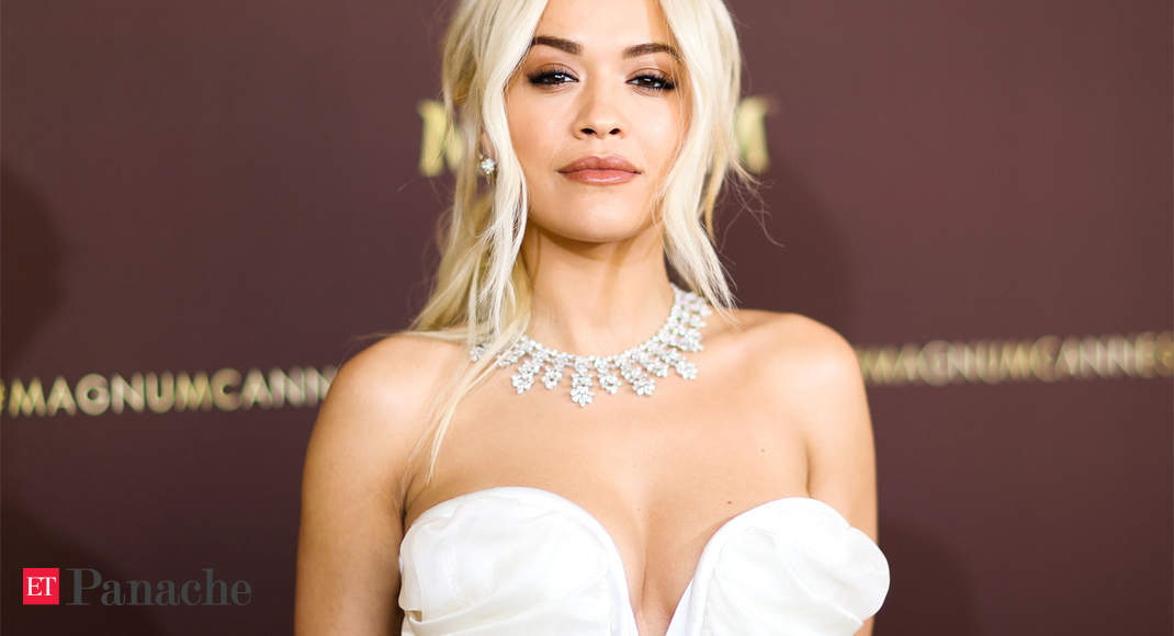 Rita Ora's Cannes jewellery worth $4 mn was 'forgotten' on flight before reaching her