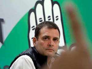 Rahul Gandhi offers to resign as Congress president, party clarifies he didn't
