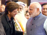 Shah Rukh Khan congratulates PM Modi, asks Indians to work with election winners