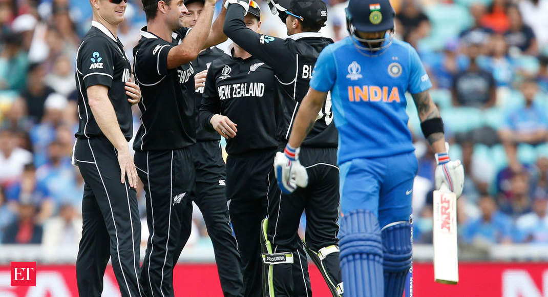 Cricket World Cup: Indian top-order cuts sorry figure in warm-up against New Zealand