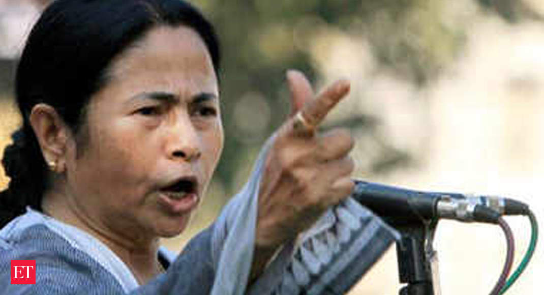 Mamata 'offers' to quit over Trinamool's poor show; also alleges EVMs were rigged
