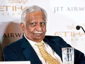 Jet Airways saga: Naresh Goyal, wife stopped at Mumbai airport