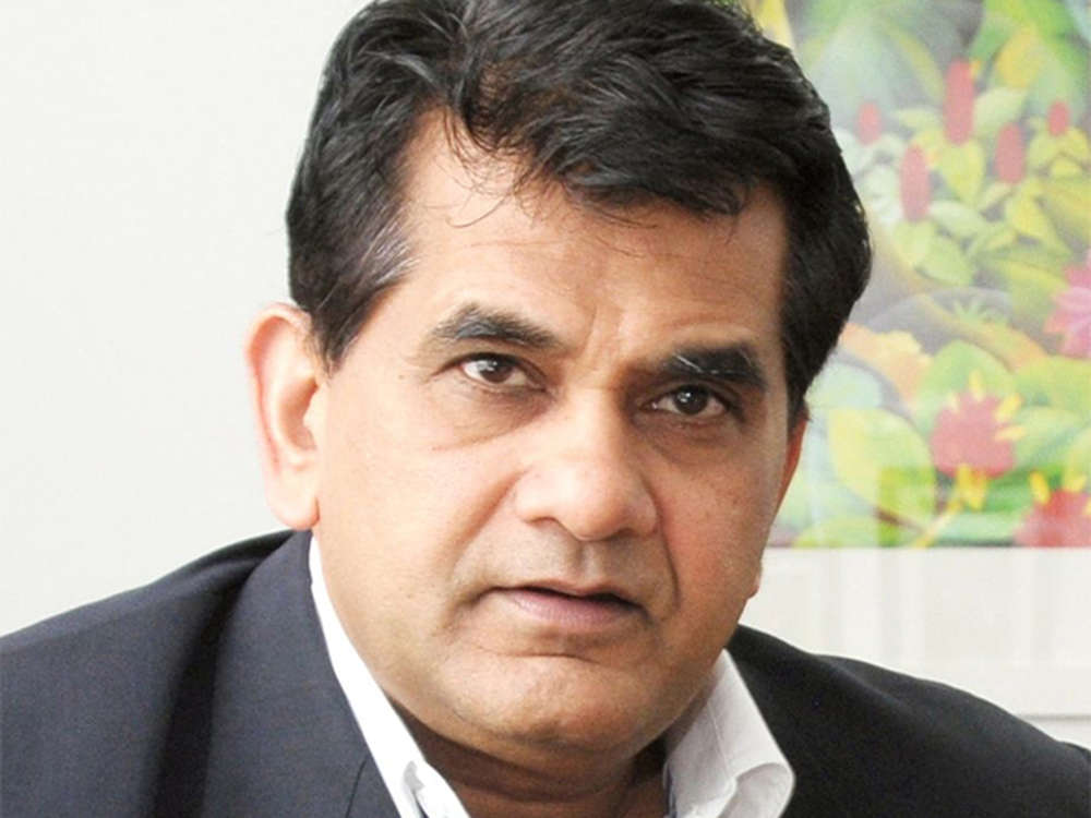 100-day plan is about pushing big ticket reforms: Amitabh Kant
