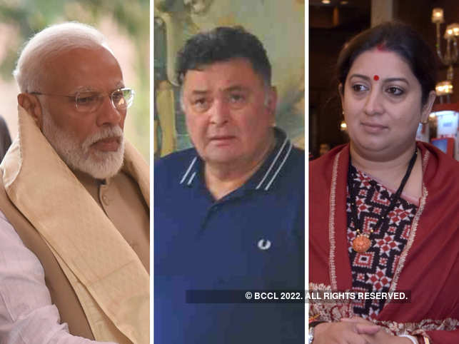 Rishi Kapoor shared his wishlist with Prime Minister Narendra Modi and Smriti Irani.