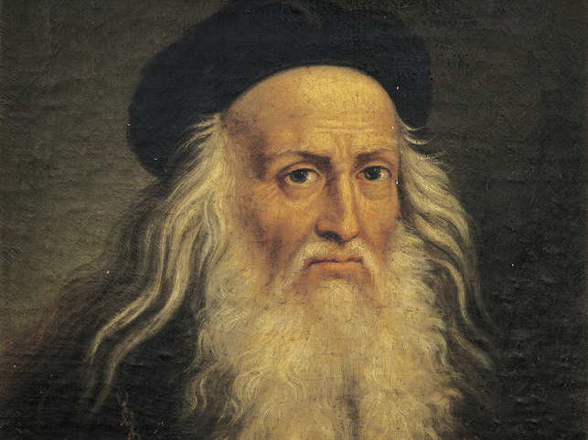 Leonardo Da Vinci_getty