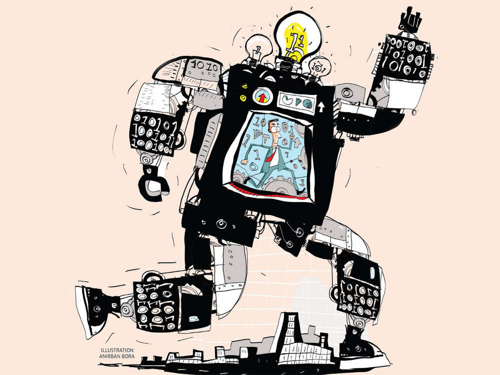 Artificial Intelligence to double innovation rate in India by 2021: Study
