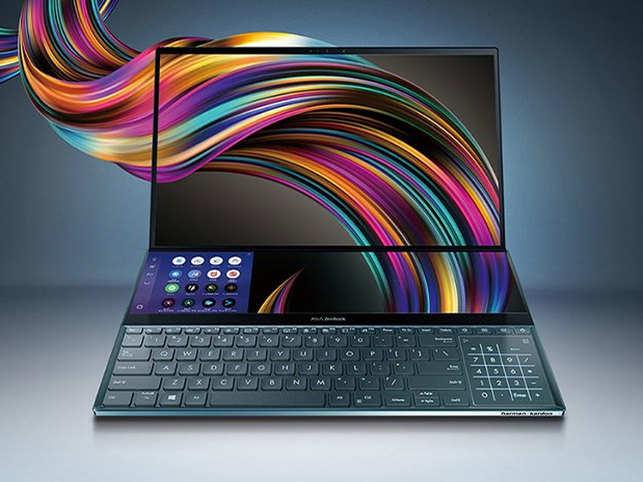PRO Duo: ASUS unveils ZenBook Pro Duo, a laptop featuring