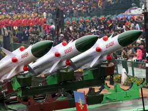 DRDO successfully test fires new version of Akash air defence missile