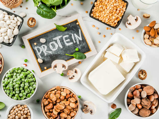 Protein Power - World Nutrition Day: Proteins, Vitamins, Calcium And Other  Nutrients You Need For A Balanced Diet | The Economic Times