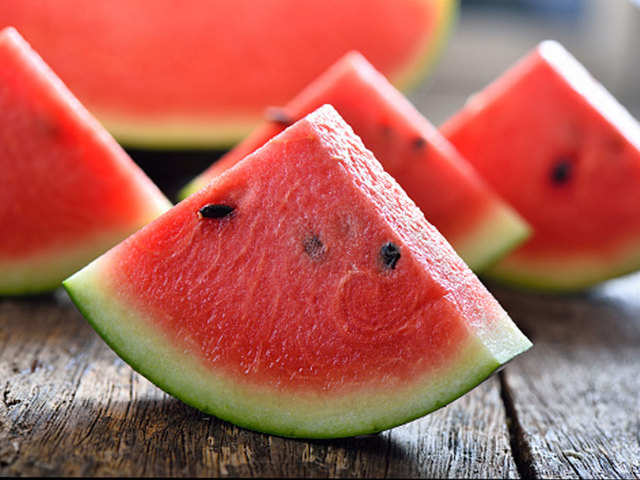 Summertime sweetness: How watermelons surprise and delight us