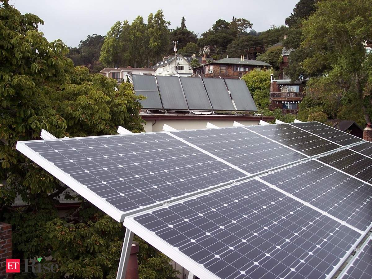 Home solar system: Renewable energy solutions for