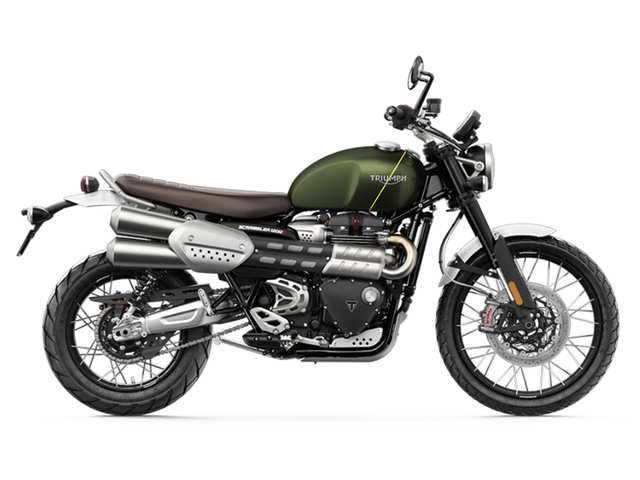 Triumph Motorcycles's Scrambler 1200 XC comes to India at Rs 10.73 lakh