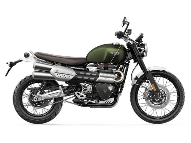 Triumph Motorcycles's Scrambler 1200 XC bike come to India at Rs 10.73 lakh
