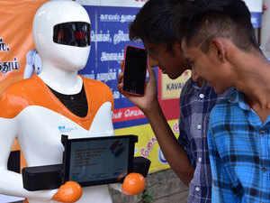 Robot---BCCL