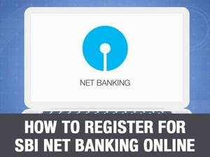 How to register for SBI net banking online